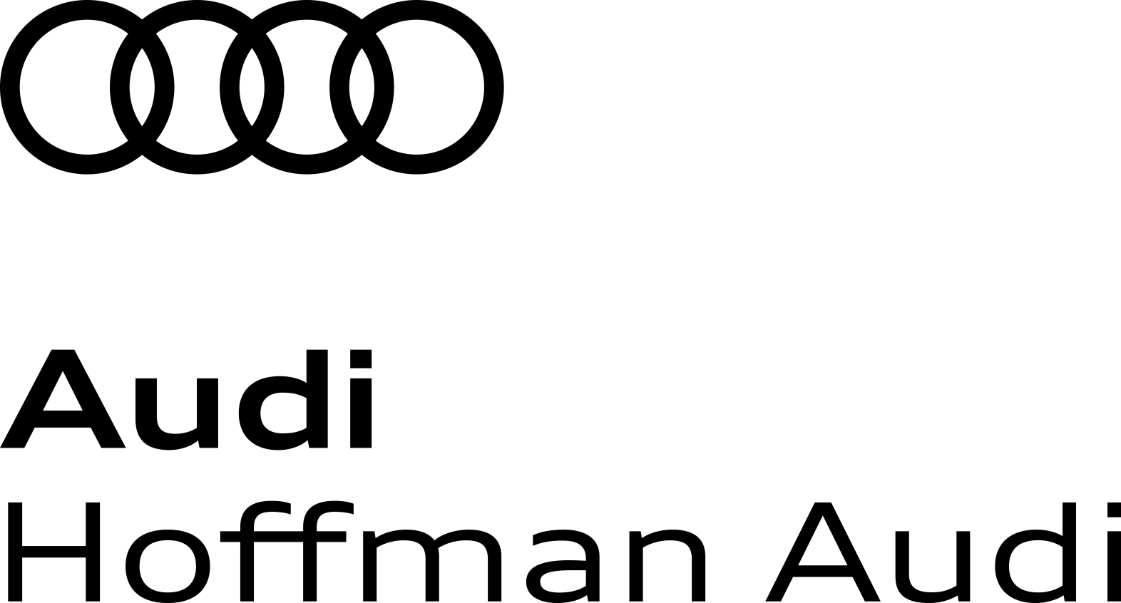 Hoffman Audi Logo