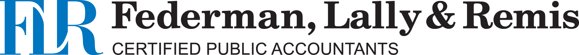 Sponsor Logo Federman Lally Remis